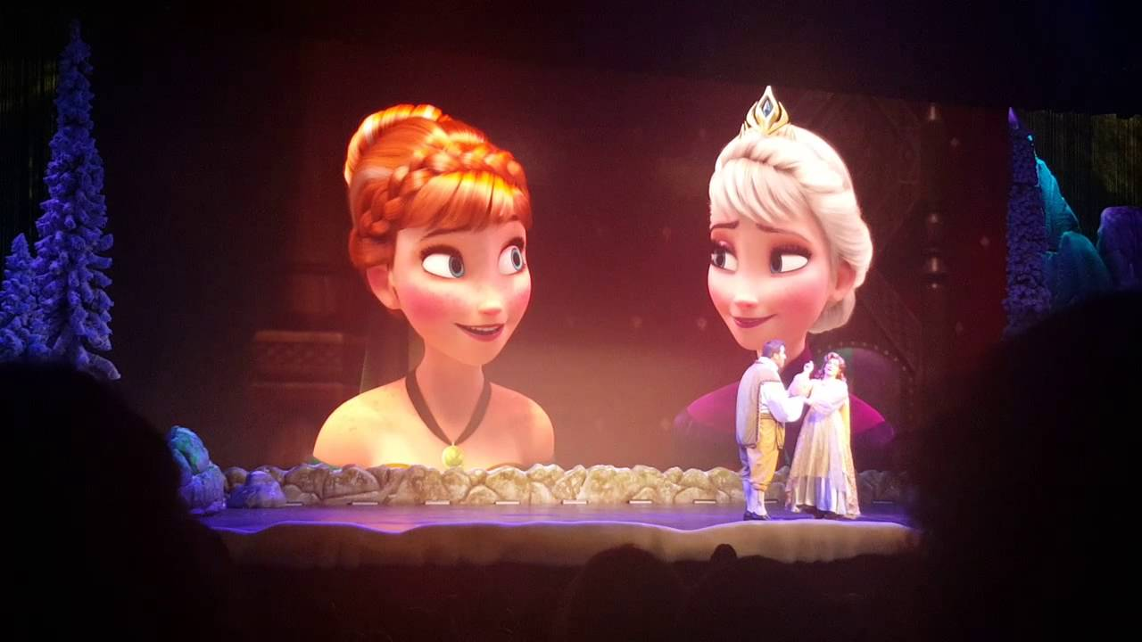 For The First Time In Forever (Frozen Sing-Along) Hollywood Studios 2015 Walt Disney World!