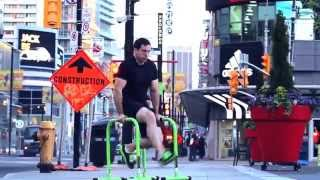 The Lebert Equalizer™ Fitness Training Hd Video In Toronto