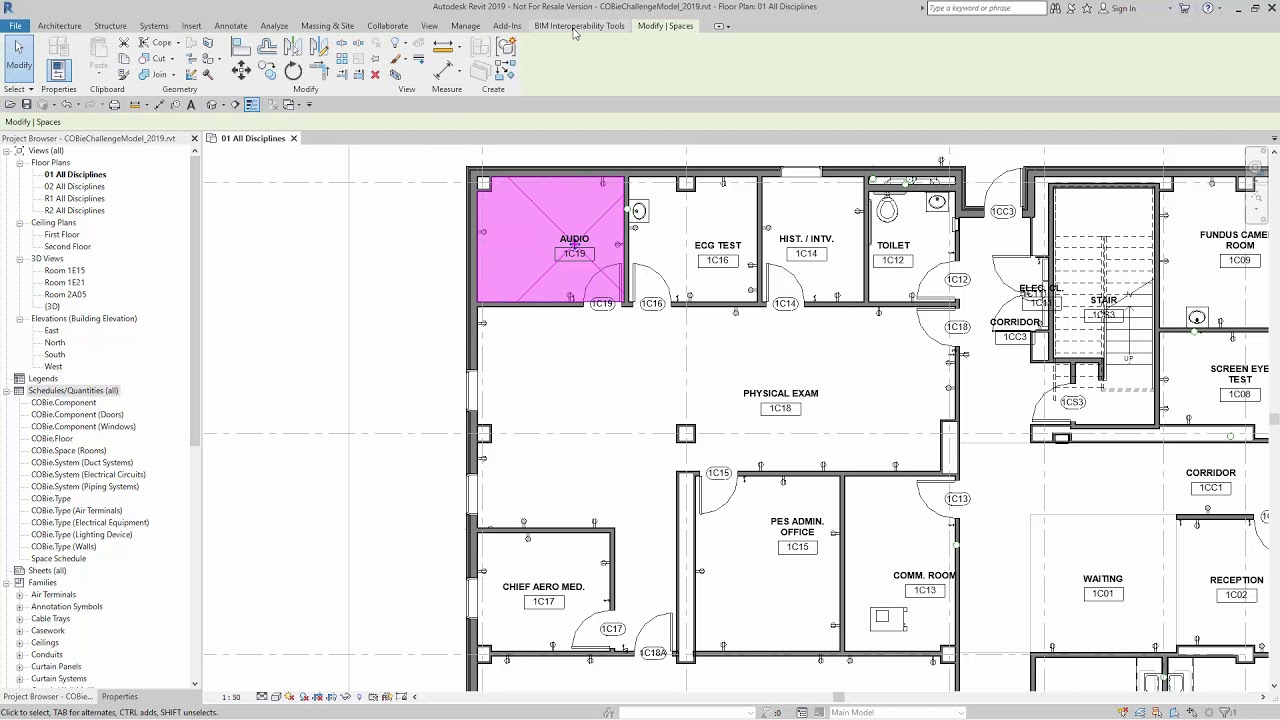 Classification Manager for Revit - Building and Loading a Custom Database