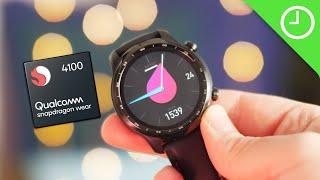 TicWatch Pro 3 hands-on: Wear 4100 arrives!