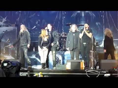 Nightwish - Last Ride Of The Day (Live - Download Festival, Donington, UK, June 2012)