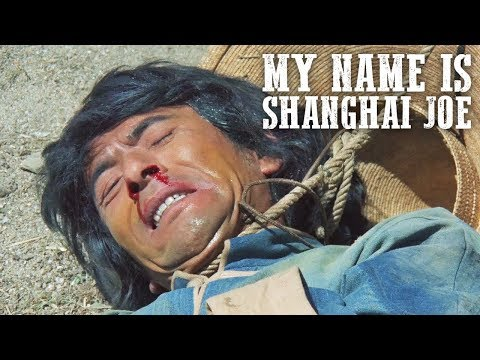 Shanghai Joe | WESTERN MOVIE FOR FREE | English | Spaghetti Western | Action Movie