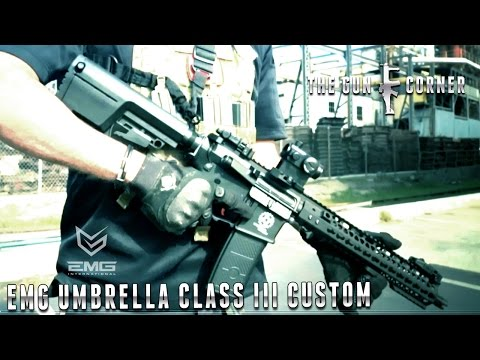 EMG Umbrella Armory Class III Custom [The Gun Corner] Airsoft Evike.com