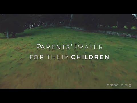 Parents' Prayer For Their Children HD