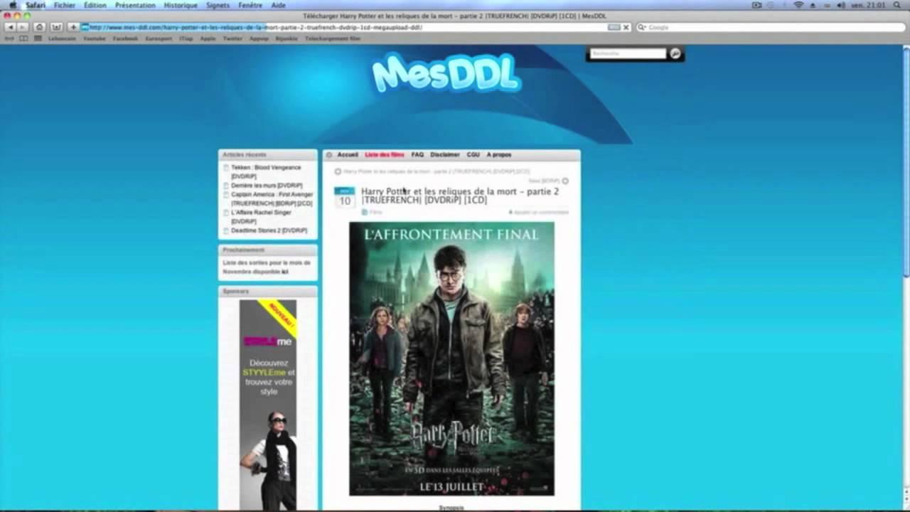 Télécharger un film rapidement et gratuitement - YouTube