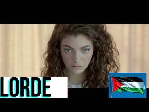 BREAKING: Lorde Cancels Performance in Israel, Stands with Palestine - BDS