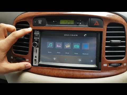 Will Any Car Stereo Fit Any Car? Single Din VS Double Din Car music system - Woodman Knowledge Hub 2
