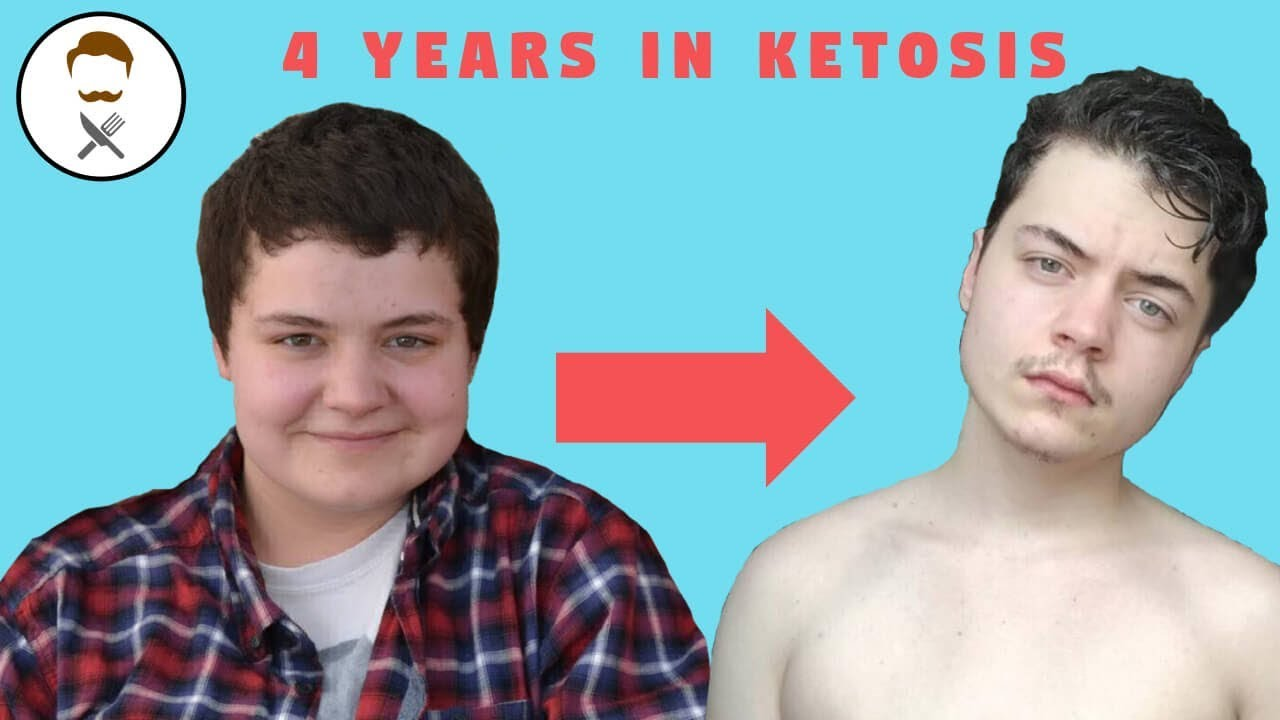 How I lost 4st (56lbs) in 10 months (4 YEARS IN KETOSIS!!) || The ...