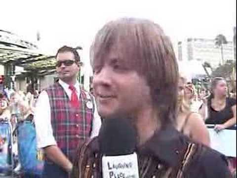 Jason Earles at High School Musical 2 Premiere