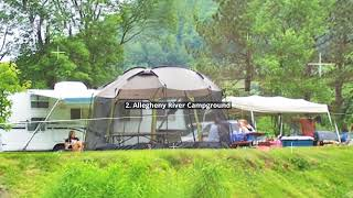 8 Best Camping Siтes in PENNSYLVANIA - 2020