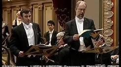 Dessay, Larsson, Kirkbride & Caraman - Great Mass: Benedictus qui venit - LIVE Bucharest 2009