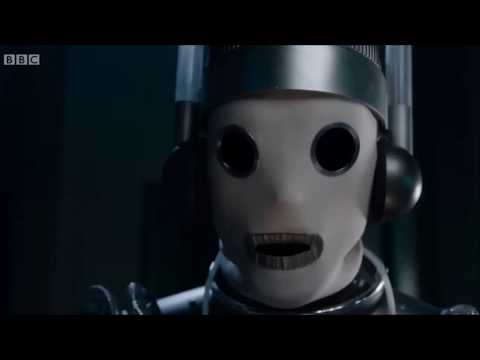 Doctor Who - Mondasian Cyberman Locates Bill Potts
