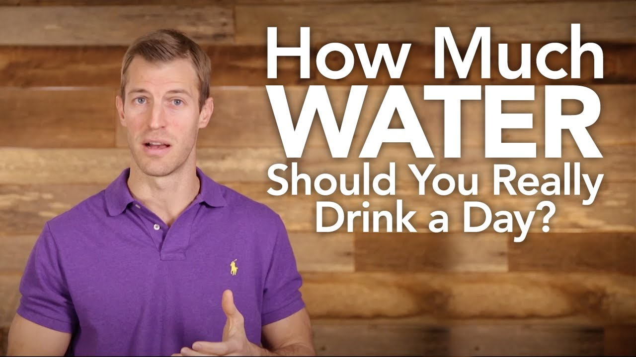 What Is The Max Water You Should Drink