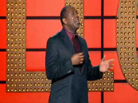 Lenny Henry Live At The Apollo Part 2