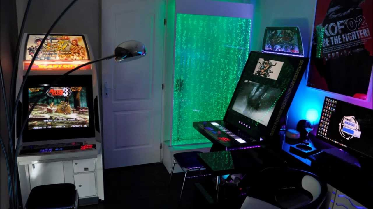 Delta 32 HD River Service  Arcade Cabinet System  PS3