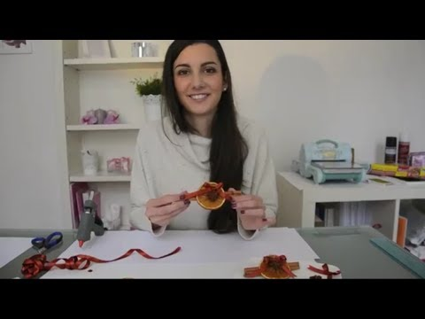 Diy decorazioni natalizie fai da te arancia e cannella for Youtube decorazioni natalizie