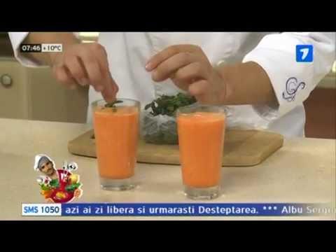 Elixir din morcov și ghimbir