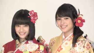 2015年、女優として大きく飛躍した広瀬アリス・すず姉妹。あでやかな振...