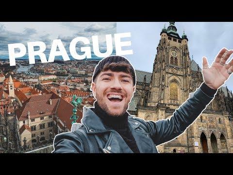 PRAGUE VLOG | TRAVEL GUIDE WHAT TO DO IN PRAGUE | CZECH REPUBLIC