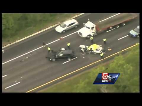RI woman killed in crash in Norwood