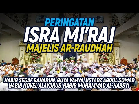 malam-peringatan-isra-mi'raj-majelis-ar-raudhah