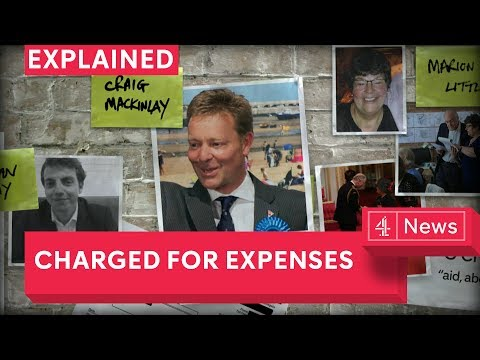Tory election expenses explained: Craig Mackinlay charged