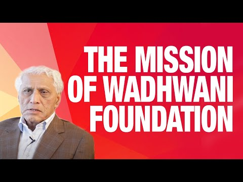 Dr. Romesh Wadhwani, Chairman & Founder, Wadhwani Foundation at Dasra Philanthropy Forum, Stanford