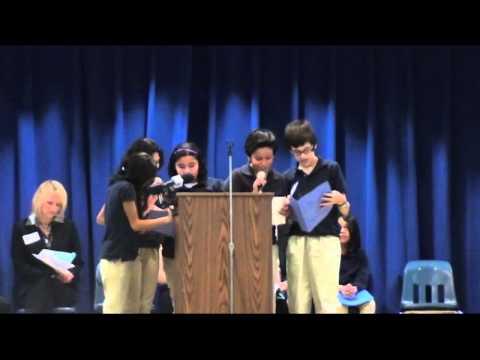 Tyler Heights Elementary School Reading Room Opening