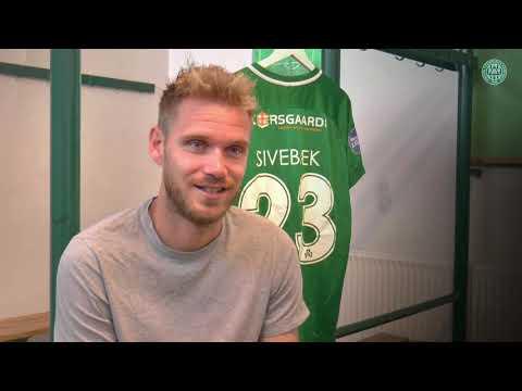Rørt Sivebæk siger farvel: Mange tak til fansene