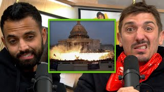 Schulz Reacts: Trumpers Storm Capitol Hill | Flagrant 2 with Andrew Schulz and Akaash Singh