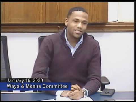 Ways & Means Committee - January 16 2020