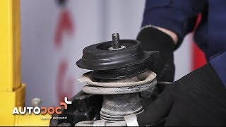 Výmena Drżiak ulożenia stabilizátora FIAT PUNTO (188) - video inštruktáž