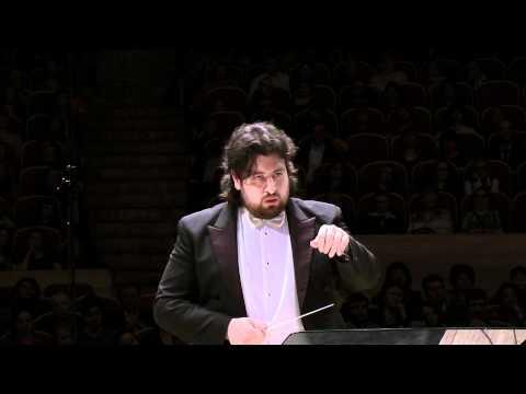 P.Tchaikovsky. Symphony № 5, Movement 1