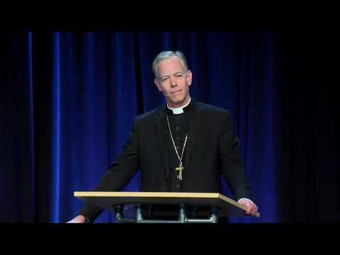 """Archbishop Alexander K. Sample - """"Behold Your Mother"""" (2019 St. John Bosco Conference)"""
