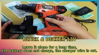 BLACK & DECKER Battery Rep…