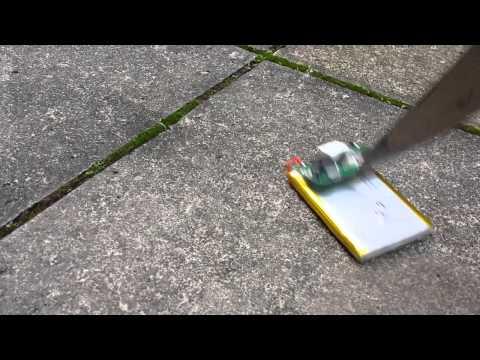 스마트폰 배터리 폭발