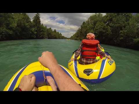 The Aare River - Switzerland - Summer 2017