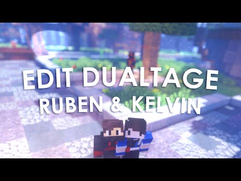 Minecraft Dualtage - I Fall Apart (Ft. Ruben)