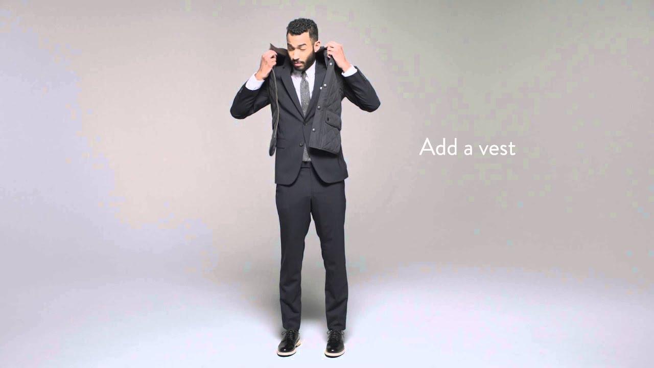 How to Modernize Your Suit | Nordstrom Men\'s Shop - YouTube