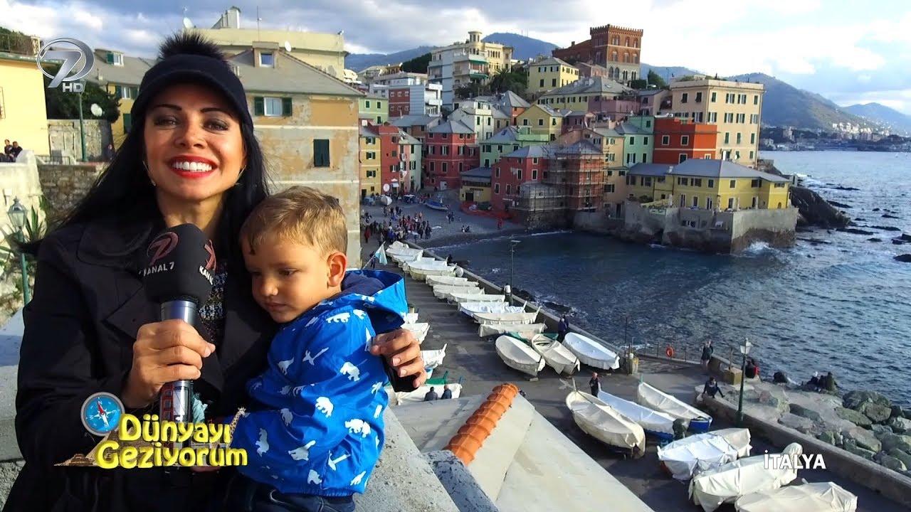 Dünyayı Geziyorum - Malta ve İtalya