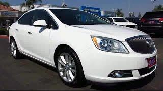 2014 Buick Verano Sedan Convenience Group Fresno  Clovis  Visalia  Hanford  Tulare