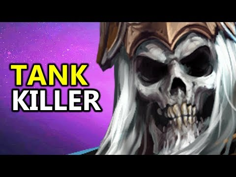 ♥ TANK KILLER LEORIC - Heroes of the Storm (HotS)