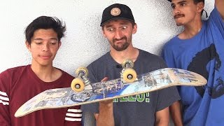 trucks in the middle of the board   stupid skate ep 49