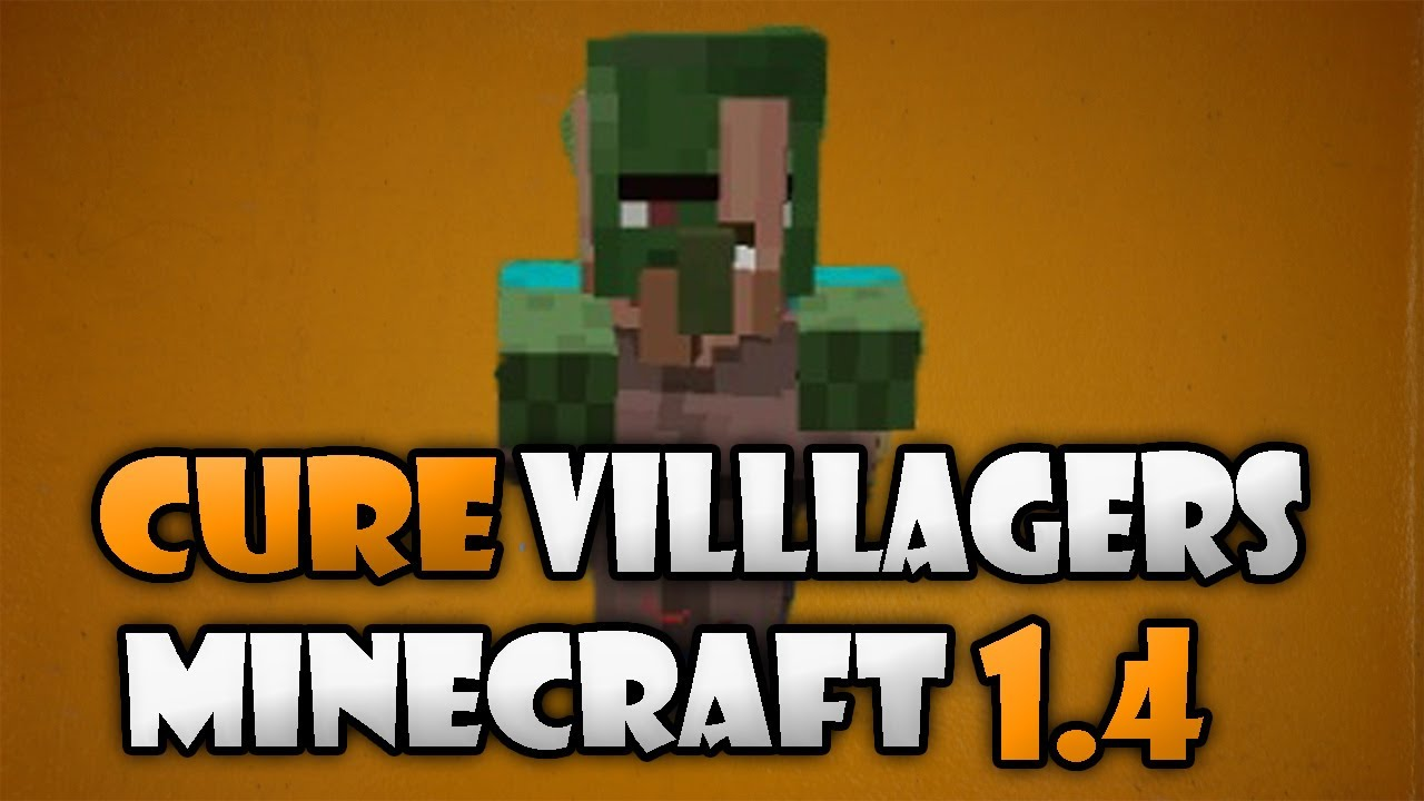 Minecraft 14 how to cure infected zombie villagers tutorial minecraft 14 how to cure infected zombie villagers tutorial 12w32a youtube sciox Images