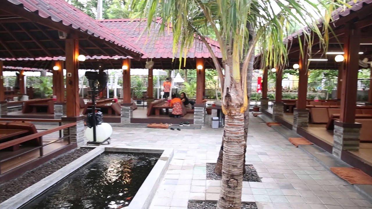 Intertaste Taman Santap Rumah Kayu Ancol Interior Design Youtube