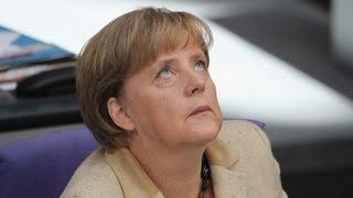 Merkel lässt die Hosen runter - Deutschland wacht auf !!!