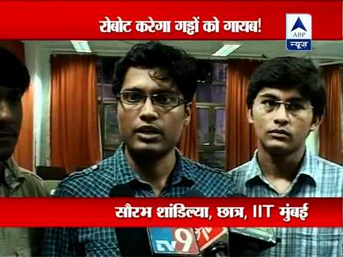 IIT-Bombay takes robotics to new, different level