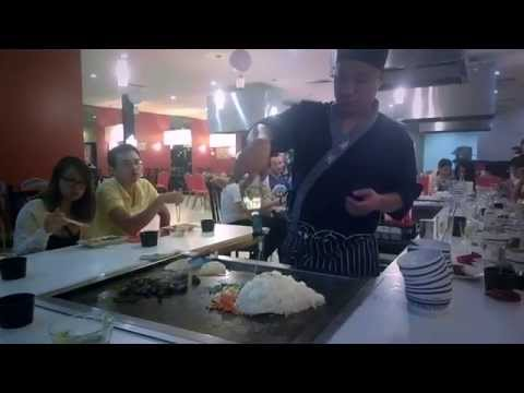 Teppanyaki Японская кухня в Австралии