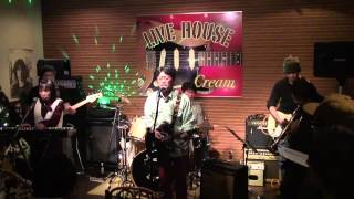 Windy Lady - So Nice with Horns @Live House Cream 2014