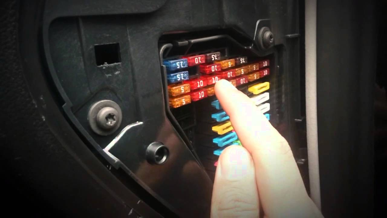 Interior Lights Electric Windows Door Lock Failure Time To Change A Fuse You